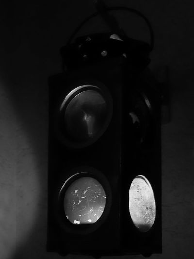 Black And White Candellight Candle In The Night Glass Illuminated Latern Light Lighting Equipment Night Old Lamp Old-fashioned Shiny Monochrome