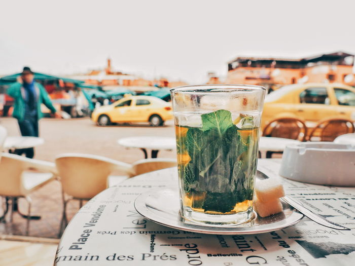 Busy Street Cafe Calmness Day Drink Drinking Glass Food And Drink Freshness Marketplace Mint Tea Morocco MoroccoTrip No People Peaceful View Refreshment Tea Tea Time White Background Neighborhood Map