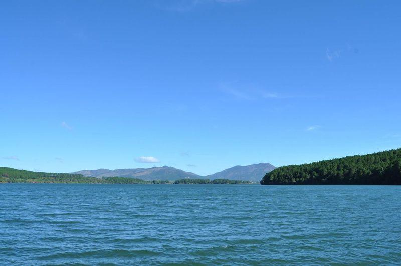 big lake in