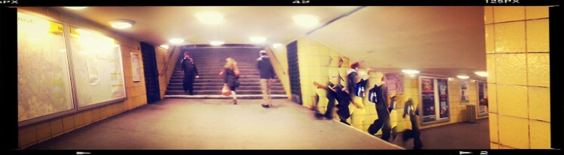 Subway Station Wanderlust Diveeverydaylife