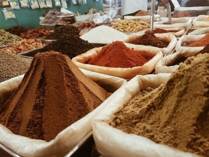 indian spices. Spices Business Heap Night Market Goa Dried Food For Sale The Street Photographer - 2018 EyeEm Awards
