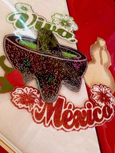Septiembre, mes de la patria. Mexico Mexican Food