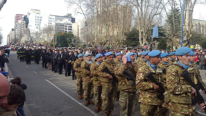 Militar Policia Bomberos Festejosdeindependencia Argentina 👑🎉🎊👌😚😍 Bicentenario 200años Orgullo Argentino