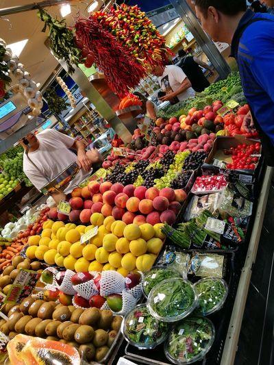 Color en el mercado
