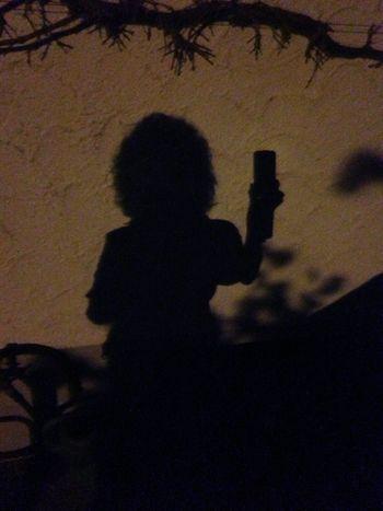 Schattenspiel  Licht Und Schatten Ich Mal Anders