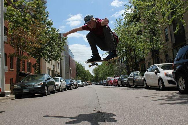 MNskater DGK Skaters Skateboarding Vans DowntownMPLS Minneapolis