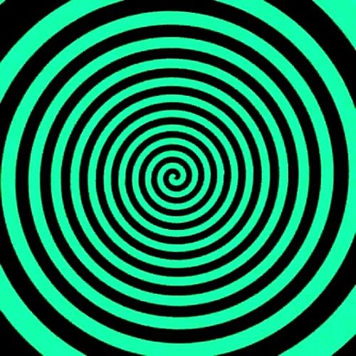 Pattern Backgrounds No People Close-up Green Color Abstract Full Frame Concentric Textured  Indoors  Circular Day
