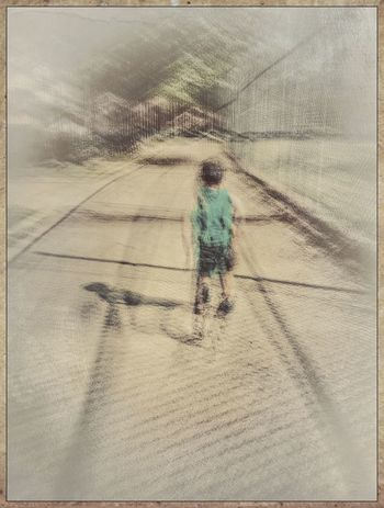 It was a different time, it was a different world.... Shot and edited on iPhone 6+ Native 8MP camera eSantosStudios Taking Photos Photography IPhoneography IPhone Iphoneonly Mobilephotography Mobile Photography Streetphotography Street Photography Streetphoto_color