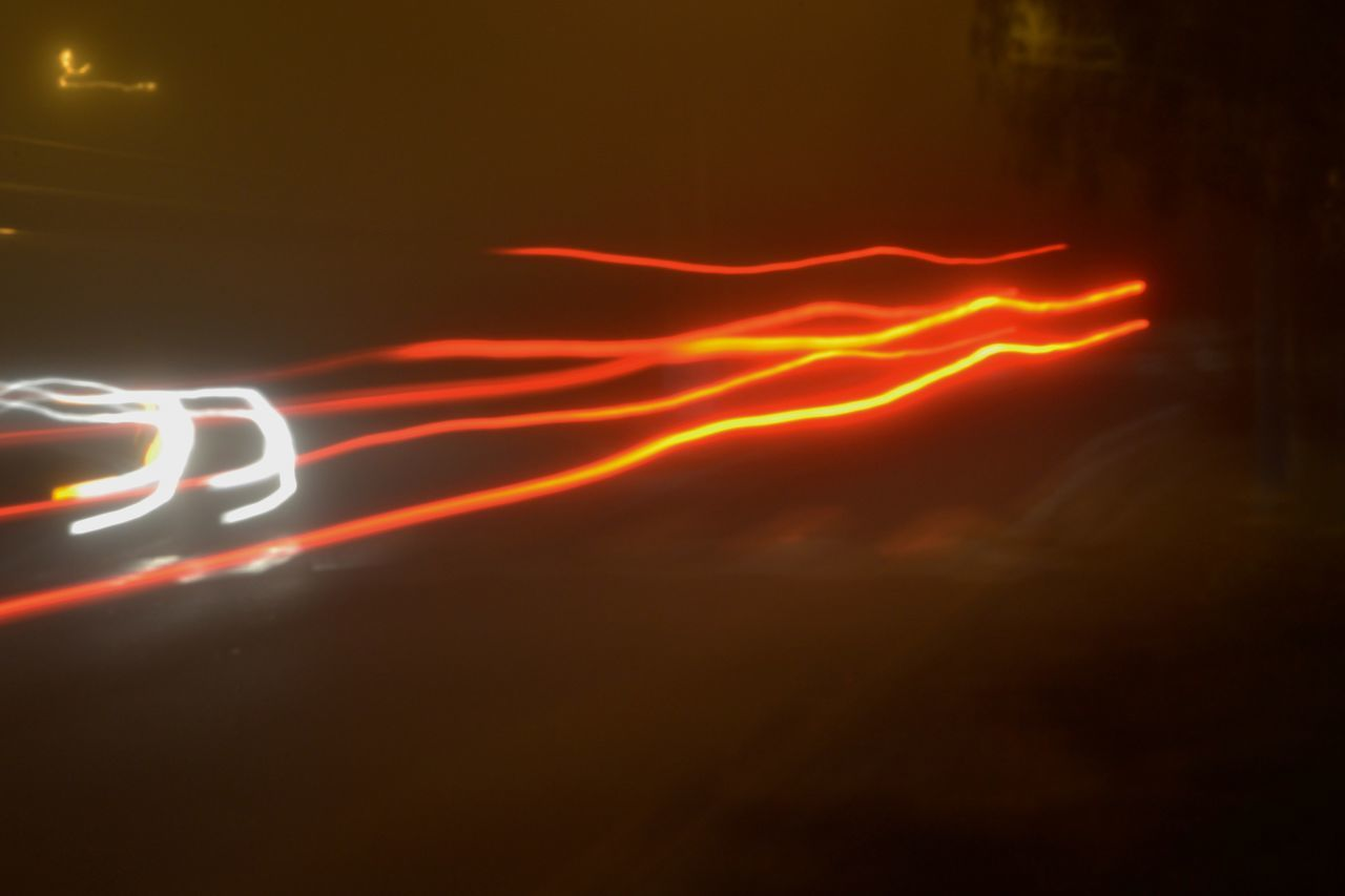 night, illuminated, glowing, long exposure, no people, communication, close-up, indoors, neon