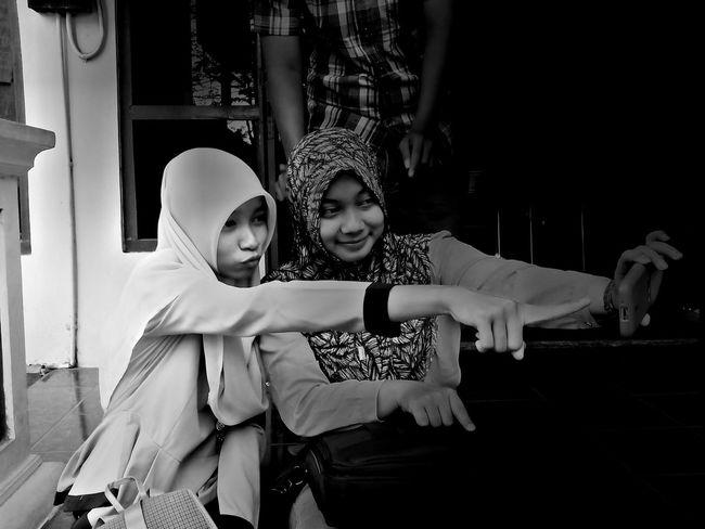my.friend Selfie & im candid Magelang Japunan Fotografihp