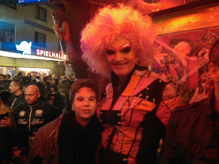 Halloween Oliviajones Großefreiheit Hamburg Party
