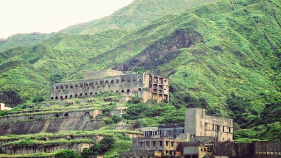 廢棄的工廠,誰能想像那裡曾經是人聲鼎沸,黃金滿滿的地方。