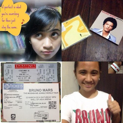 the wait is three years in the making. despite all hindrances, still made it the second time. and it's definitely worth the wait. every ounce of sacrifice has paid off. happy that I get to see @brunomars again. now the waiting game is on reset for the next concert! ?????? (Hooligan since 2010) GorillaInManila Moonshinejungletour March22
