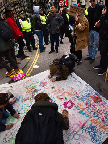 David Cameron Downing Street Olympus Panama Papers Prime Minister Protest Protesters Resign Resign Protest Steve Merrick Stevesevilempire Taxation Zuiko