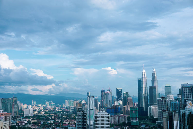 KLCC view, taken from top of the building Freedom Malaysia Malaysia Truly Asia Malaysia Scenery ASIA Malaysia Photography TOWNSCAPE Sky And Clouds City Cityscape Urban Skyline Modern Skyscraper Business Downtown District Business Finance And Industry Corporate Business City Life Stock Market Data Office Building