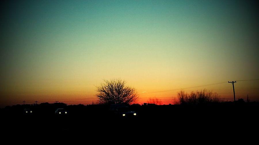 Amanece en la ruta Sunrise