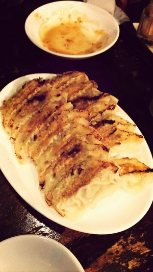 Foodporn Food 餃子