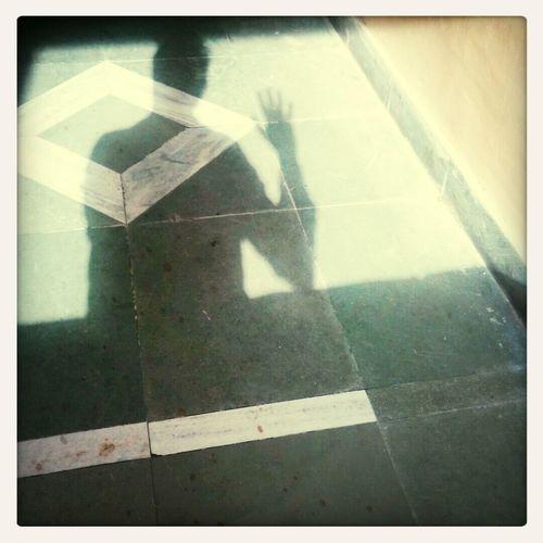 My shadow says hi... Daydreaming First Eyeem Photo