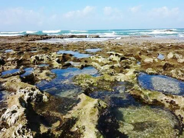 rock pool Rock Pool Ocean Africa Sea Beach Sky Nature Water Day Horizon Over Water No People Outdoors Scenics Landscape Beauty In Nature