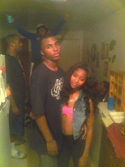 We Both Was Drunk Dab Friday Nite