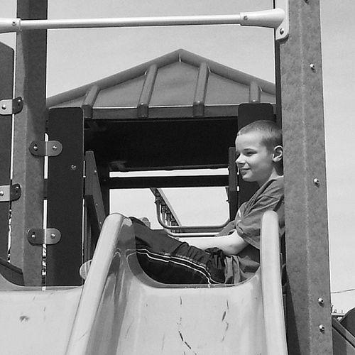 Just Relaxin' Bwoftheday Picoftheday Playground Outside Spring Everydayinpics Relax Visual_heaven Neighborhood