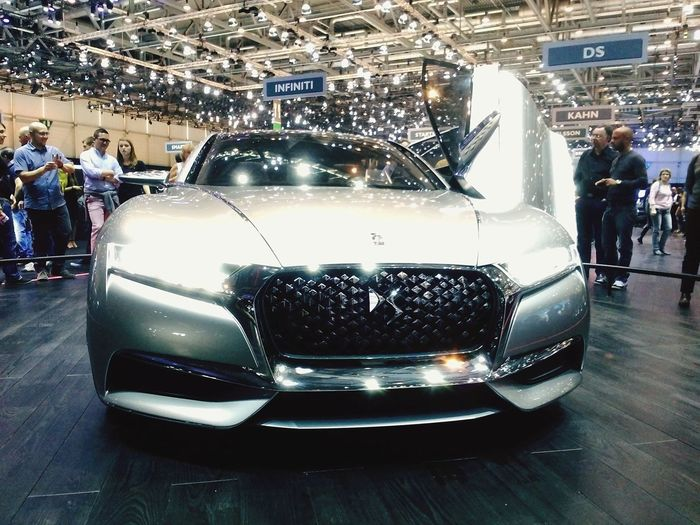 Ds DS Divine Concept French Touch Elegance At Its Best! GenevaInternationalMotorShow2015 GIMS2015 Swiss