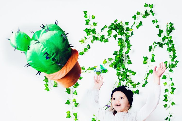 The joy of green Growth Green Color One Person Plant Leaf Agriculture White Background People Tree Adults Only Adult One Woman Only Science Day Nature Only Women Indoors  Young Adult Kids Kids Being Kids Kidsphotography Kids Having Fun Kids Playing Kids Portrait The Portraitist - 2017 EyeEm Awards