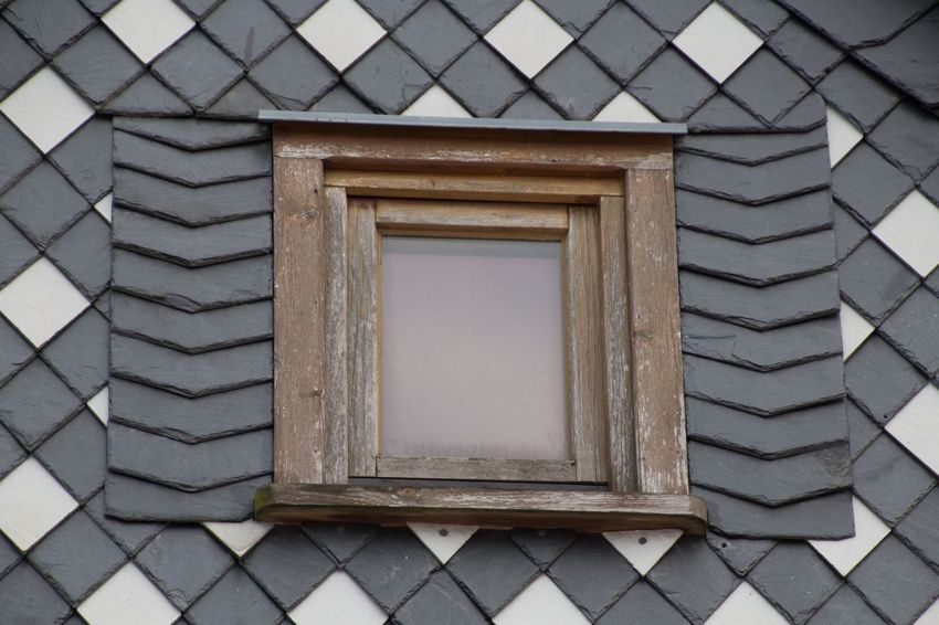 Window of half-timbered house in the Upper Lusatia Architecture Building Building Exterior Built Structure Close-up Color Image Day Germany Half Timbered Half Timbered House House Building Housebuilding Lusatia No People Nobody Outdoors Photography Residential Building Upper Lusatia Window Windows