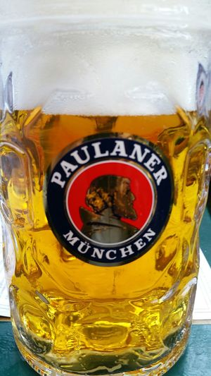 Wies'n 2015! Käfer Wies'n Schänke Paulaner  Bier Brotzeit People Are People Wies'n Oktoberfest Bayern Be You For My Friends