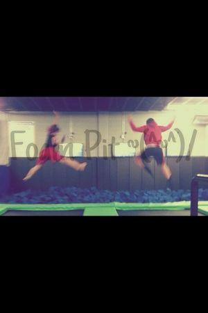 Foam Pit~(^o^)/❤