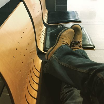 Human Leg Low Section Shoe One Person Personal Perspective Real People High Angle View Human Body Part Standing Human Foot Men Jeans Indoors  Sitting Transportation Public Transportation Vehicle Seat Lifestyles Day One Man Only Winter Boots Solotraveler The Week On EyeEm