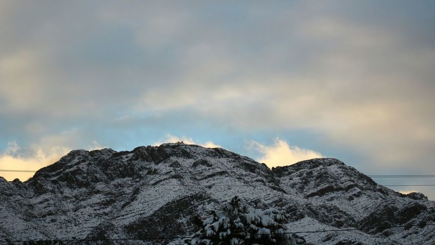 Franklin Mountains ElPasoTX