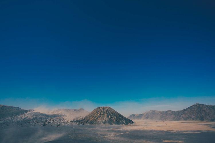 Mount bromo, surabaya, indonesi