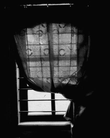 window INDONESIA Boyolali Central Java Java Jendela Tanjungsari Window Sill Window Frame Window Looking Through Window Glass Transparent Blinds Thoughtful