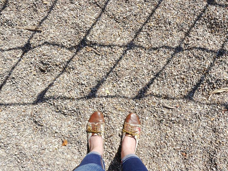 another hot day... Lookingdown Eyeem Market Summer2015 Deutschland Schuhfie From Where I Stand Floortraits