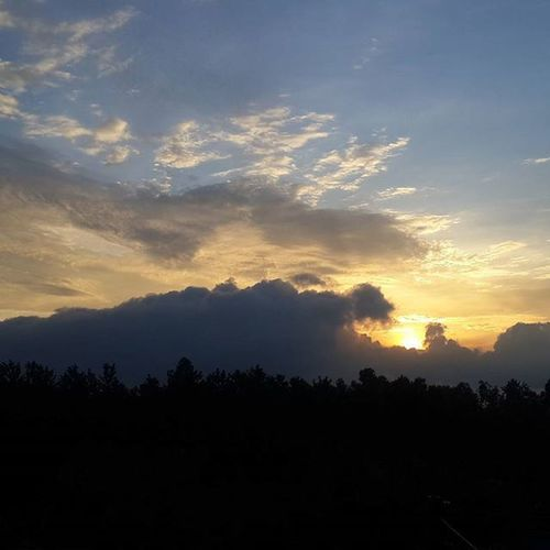 Photography Photographylife Clouds Cloudmountain Sunset Evening Monsoon