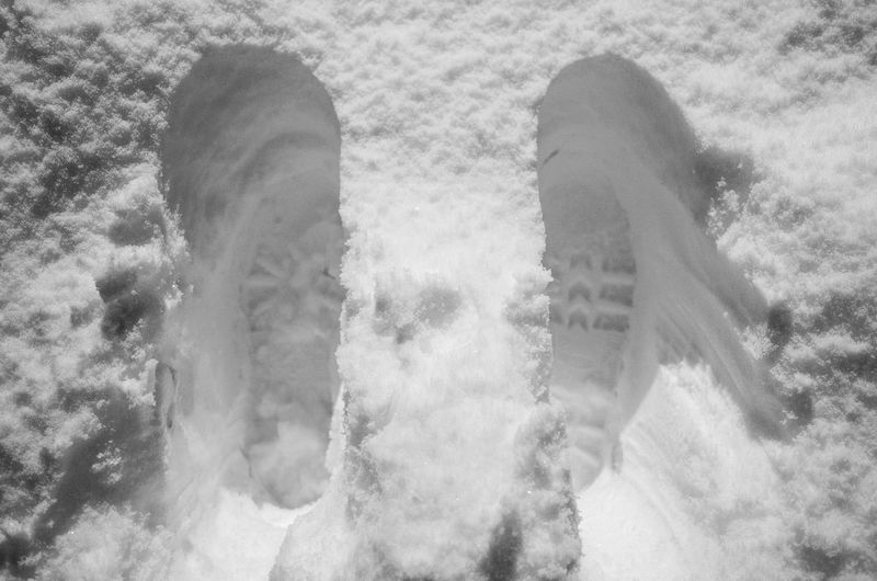 Foot FootPrint Freezing Freshness Winter Winterscapes Wintertime Close-up Cold Days Cold Temperature Deep Snow Footprints In The Snow Fresh Snow Low Section Outdoors Powder Snow Snow Track Tracks Tracks In Snow Winter Wonderland Winterwonderland Shades Of Winter