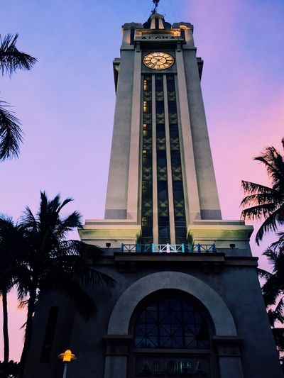 last stop Architecture Clock Tower History Built Structure Travel Destinations Clock Low Angle View Outdoors Building Exterior The Architect - 2017 EyeEm Awards