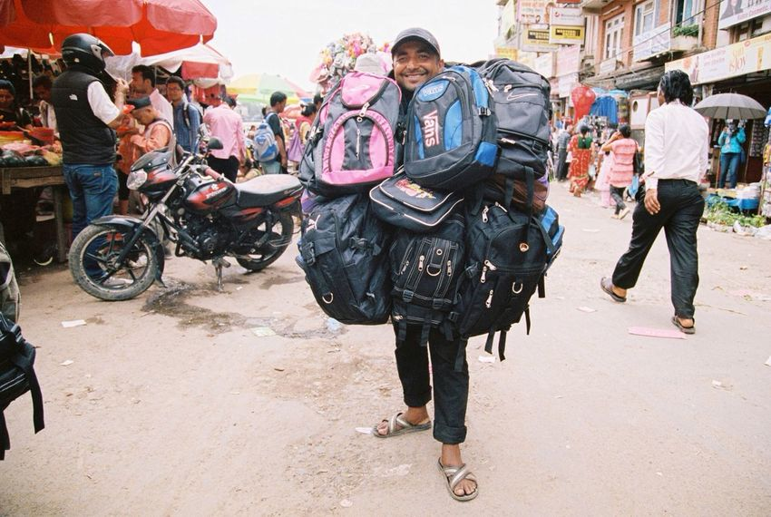 Repost Nepal Film Photography Street Photography People