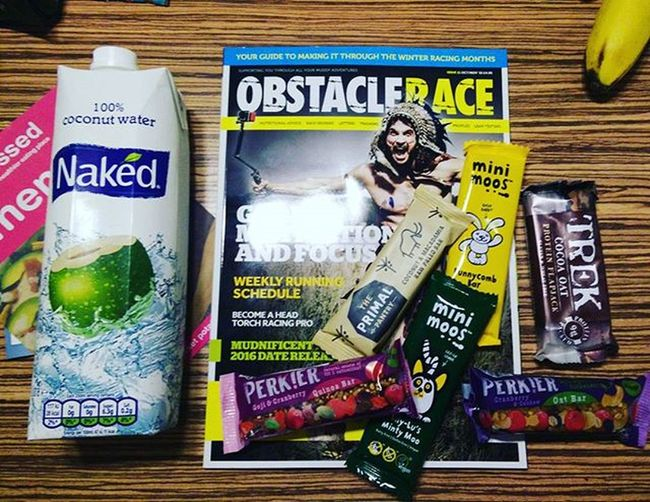 Staying over in Camberley ready for Toughshit tomorrow 😀 bored, so went out and got these from Sainsburys - might have gone a lil overboard on the snacks... 😂 Obstacleracemagazine Ocr Vegansnacks Race Noms Snacks Munchies Minimoos Perkier Toughsht