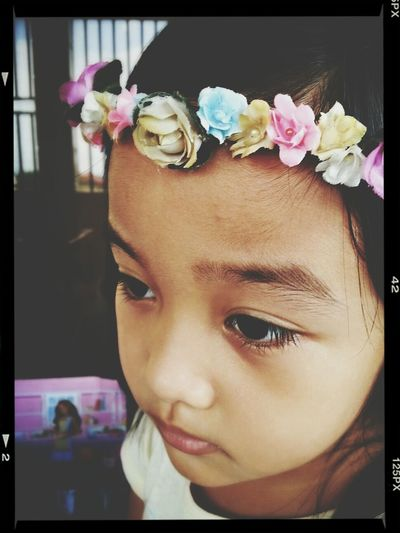 diwata Kids Flowercrown  Fairy