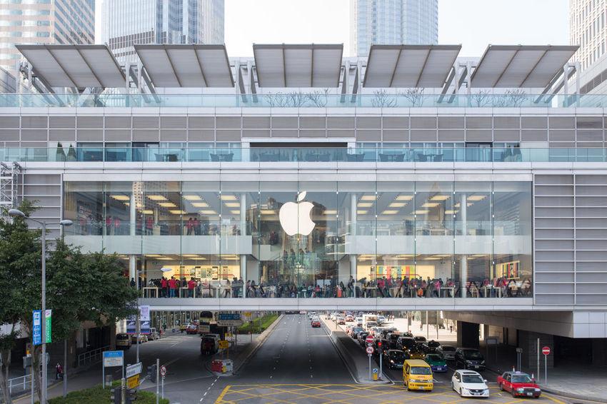 Apple Store Hong kong Apple Applestore Architecture Building Building Exterior Canon 6D City Glass Hong Kong Street Urban