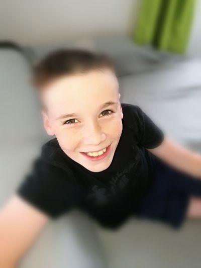 Juste le sourire d'un enfant... First Eyeem Photo