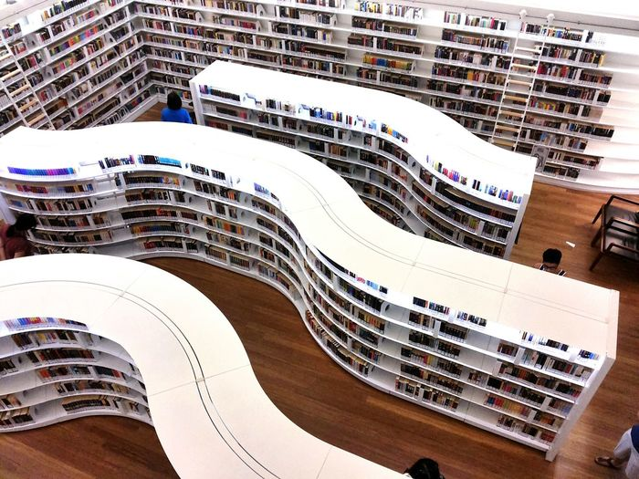 The coolest library you will ever visit Library Orchard Somerset OrchardGateway