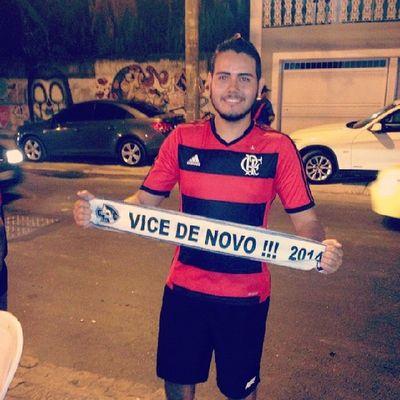 O vice muda mas o campeão continua o mesmo! Flamengo Campeao Errejota  Happy