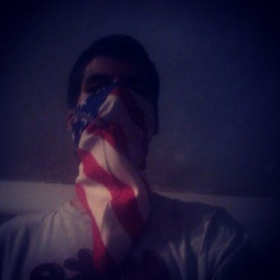 USA Flag Redwhiteblue <3
