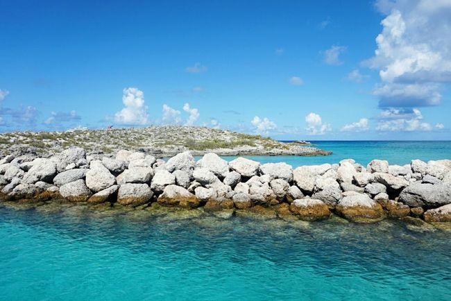 Half Moon Cay Bahamas Island Paradise Beachphotography Ocean