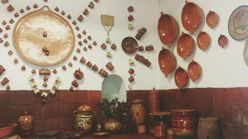 Home Is Where The Art Is Guadalajara PlatosTipicos Kitchen Cocina Barro Home