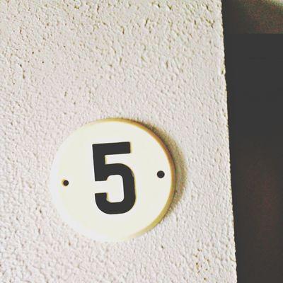 No 5 5