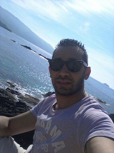 Hi! That's Me Selfie ✌ Life Is A Beach Enjoying Life Firefighters 🚒🚨🚒avec
